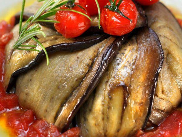 Papeton d'auberginesVoir la recette du papeton d'aubergines
