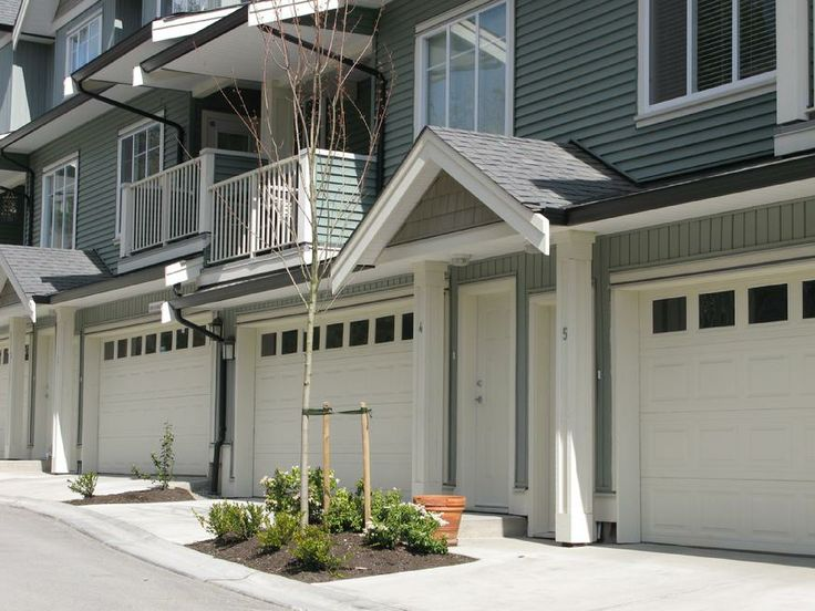Townhouse And Apartment Garage Doors Underground Parking Gates And Security Systems Vancouver
