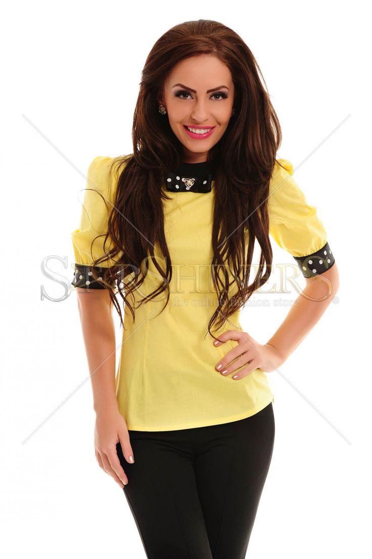 LaDonna Lady Spirit Yellow Shirt