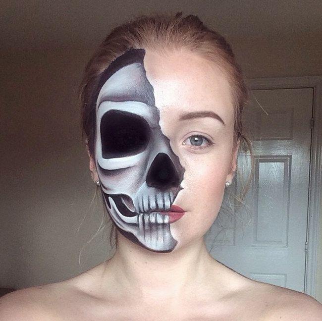 Diese Bloggerin zeigt uns, wie Halloween richtig geht