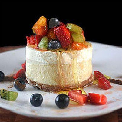 Skinny Cheesecake | Recipes | Pinterest