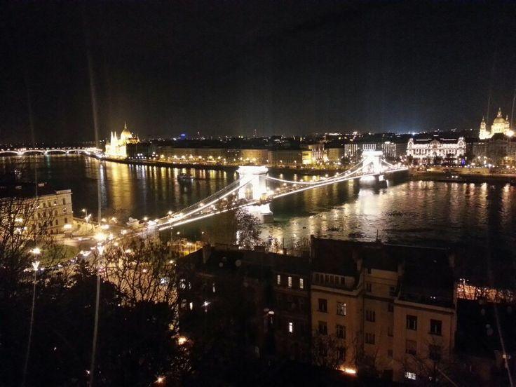 Budapest by night ♥