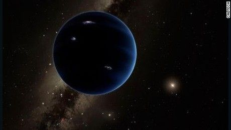 Researchers at the California Institute of Technology have found evidence in the outer solar system of an object that could be a real ninth planet.
