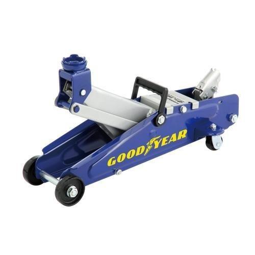 Good Year 2 1 4 Ton Hydraulic Trolley Jack Gy1009 Car Jack Floor Jacks Trailer Accessories