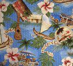 Polynesian Designs - Road to Hana Blue Boys Hawaiian shirt, $18.00 (http://www.polynesiandesigns.com/road-to-hana-blue-boys-hawaiian-shirt/)