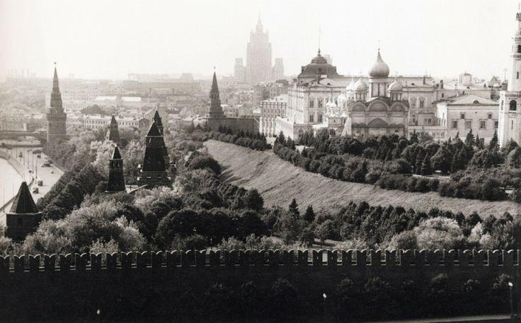 Kremlin, 1958