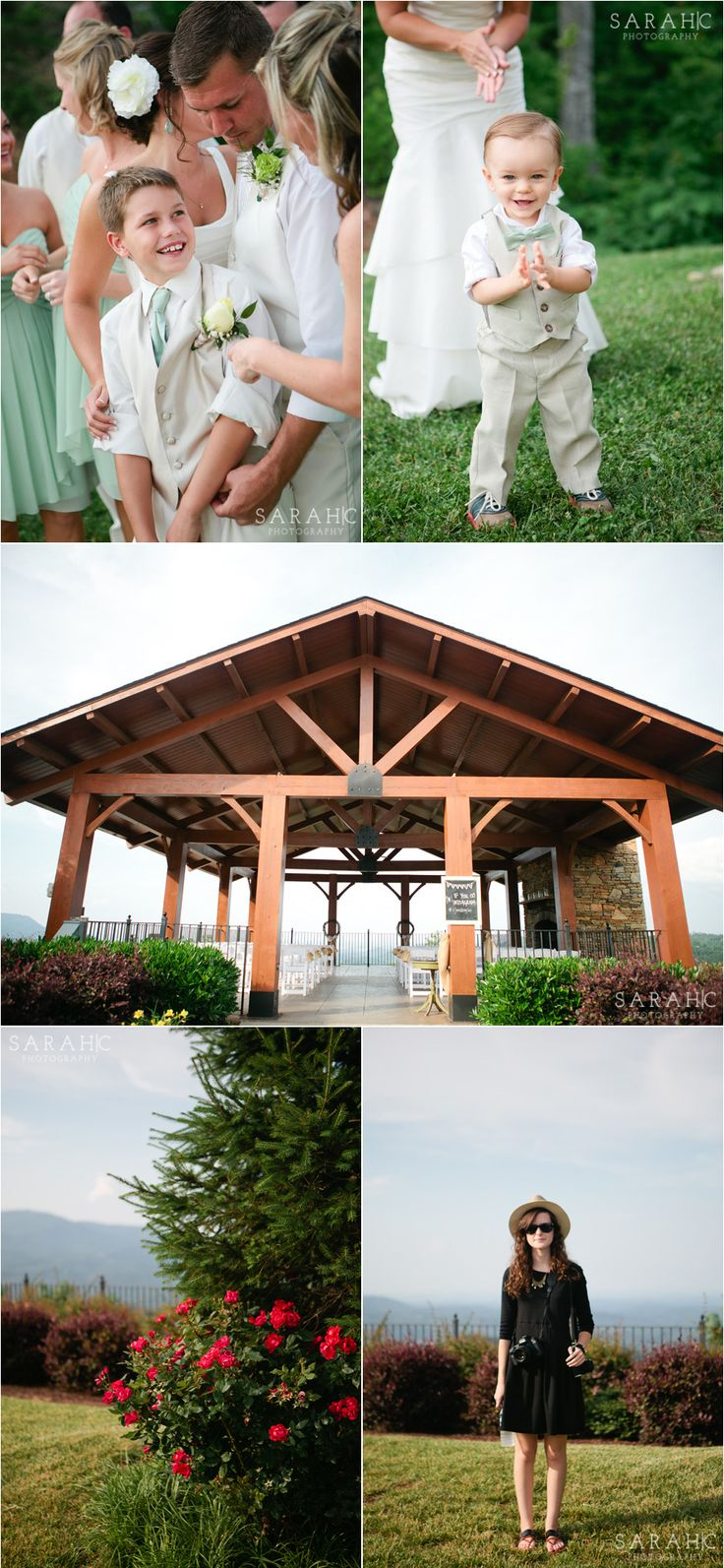 The Preserve Resort Wedding | Wedding Party Photos | Smoky Mountain Wedding Venue | Voted Knoxville's Best Wedding Photographer | Sarah C. Photography