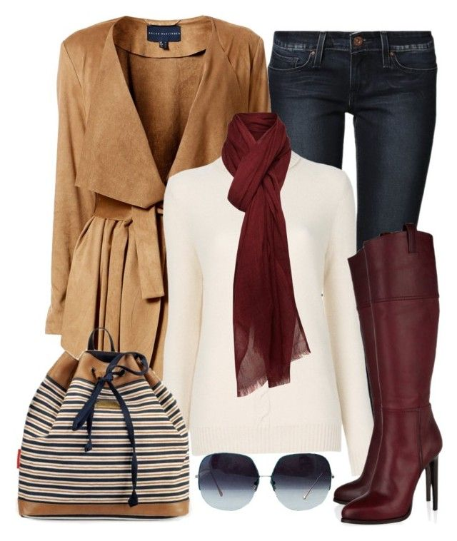 Untitled #1585 by gallant81 on Polyvore featuring Loro Piana, Helen McAlinden, Levi's and Emilio Pucci