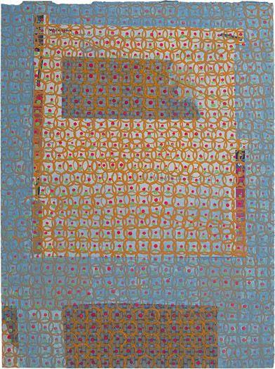 "Milk Money   mixed media on paper  14 x 11""  2008 . by diane ayott"