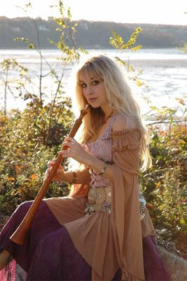 Candice Night (singer/musician for Blackmore's Night): Ethereally beautiful, supremely talented, and I love every single one of her Renfest outfits.