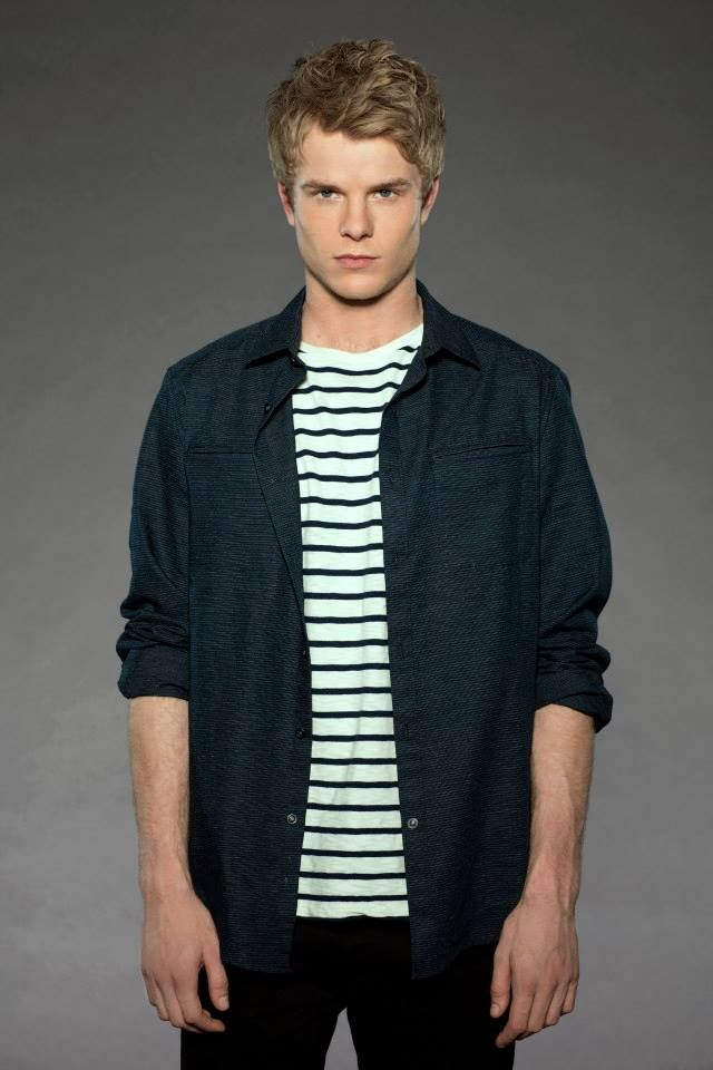 Graham Rogers as (Caleb Hass) #Quantico