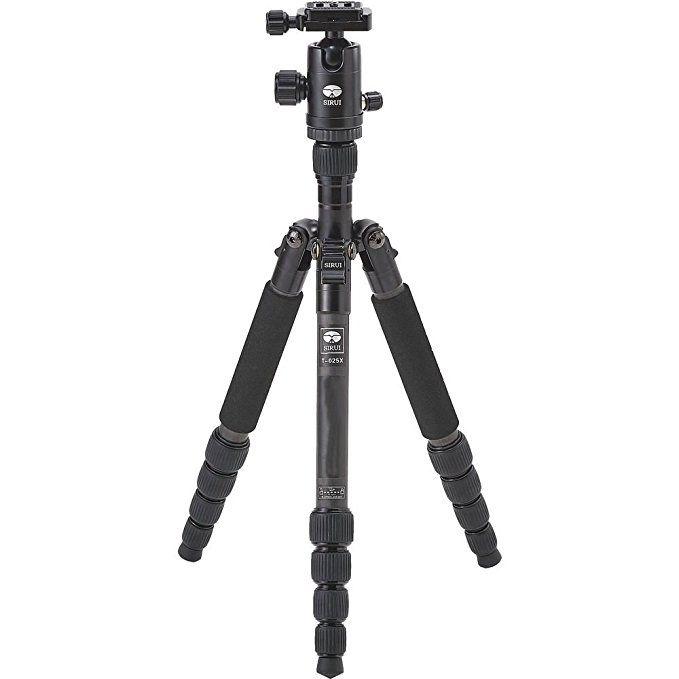 Sirui T 025x Carbon Fiber Tripod With C 10 Ball Head Tripod Only Carbon Fiber Tripod Video Camera Photo