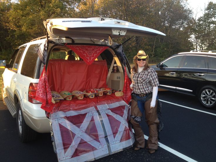 trunk or treat decorating ideas bing images