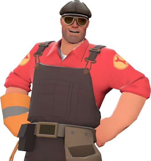 That '70s Chapeau - Official TF2 Wiki | Official Team Fortress Wiki