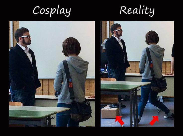 Behind the scenes. #lifeisstrange #lifeisstrangecosplay #lis #liscosplay #dontnod #cosplay #behindthescenes #jefferson #maxcaulfield