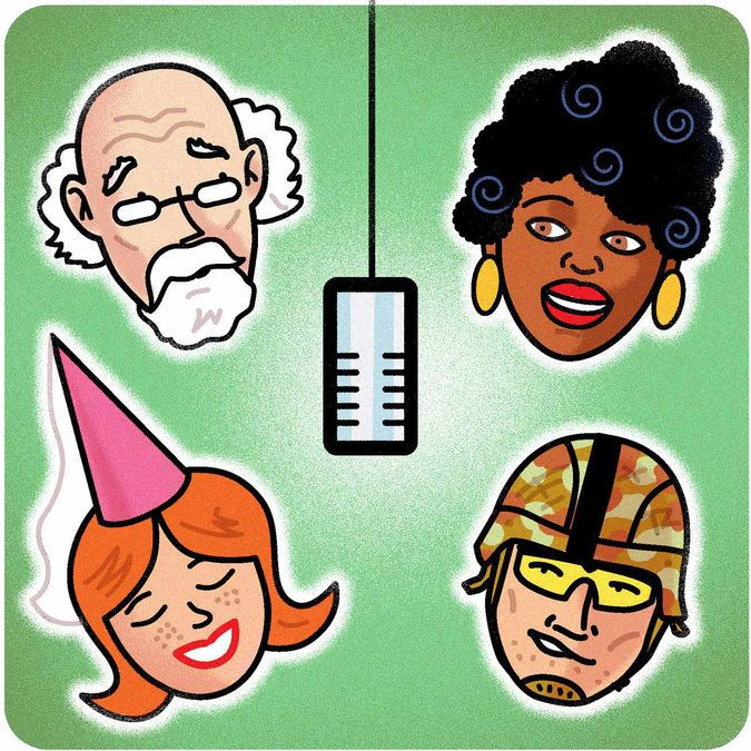 Collecting Human Voices With a StoryCorps App - NYTimes.com