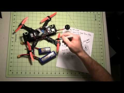 Battery Talk - 250 FPV Racing Quad (Drone) - YouTube