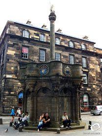 Murta que geme - Edimburgo / Harry