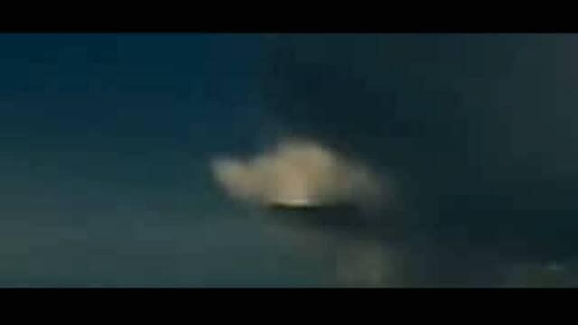 AWAKENING FOR ALL: GREECE:UFO hidden in clouds! (video)