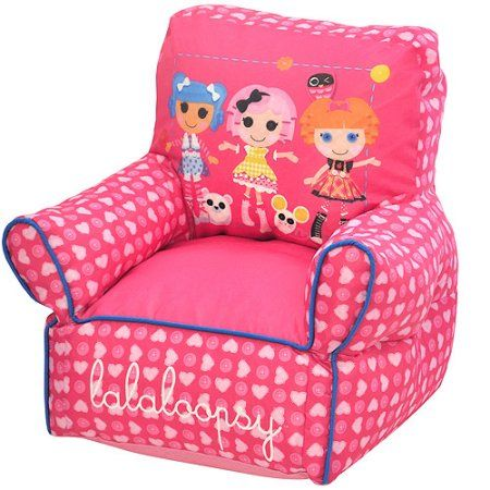 Lalaloopsy Toddler Bean Bag Chair Multicolor