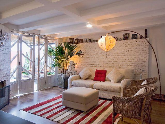 25 best sala de estar decorada ideas on pinterest - Salas de estar pequenas ...
