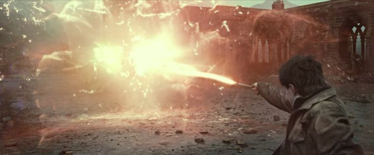 """In the final book – six years after Harry first visits Mr Ollivander and hears the phrase """"the wand chooses the wizard"""" – he defeats Voldemort, who attempts to kill Harry with a wand that rightfully belongs to him. When Harry's spell collided with Voldemort's, the Elder Wand flew out of Voldemort's hand and flew """"through the air toward the master it would not kill, who had come to take full possession of it at last"""".–d4c0023f0f"""