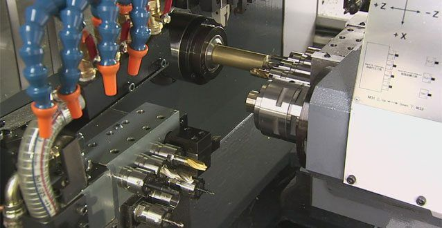 How swiss screw machines work