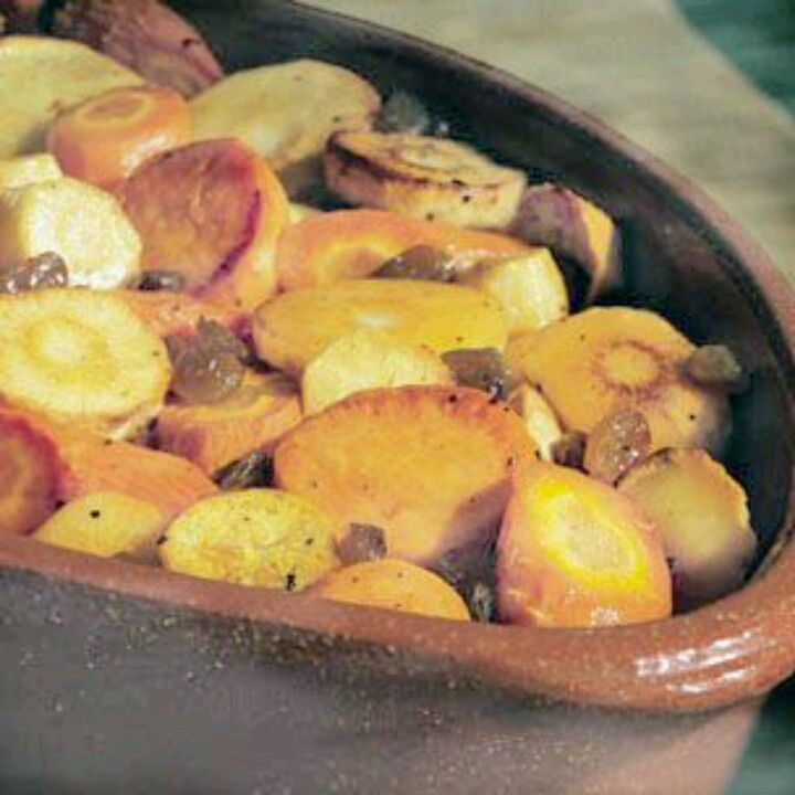 Roasted Autumn Vegetables | Recipe Repertoire | Pinterest