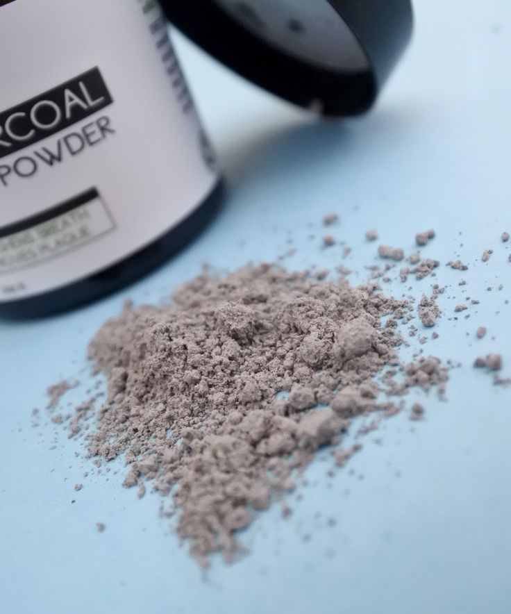 Activated Carcoal Tooth Whitening | Laila London | Sophia Bonbelle