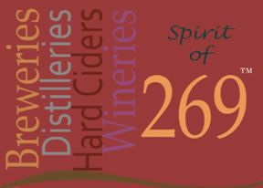 """Spirit of 269"": See a list of breweries, distilleries, hard ciders & wineries in the 269 area code!"