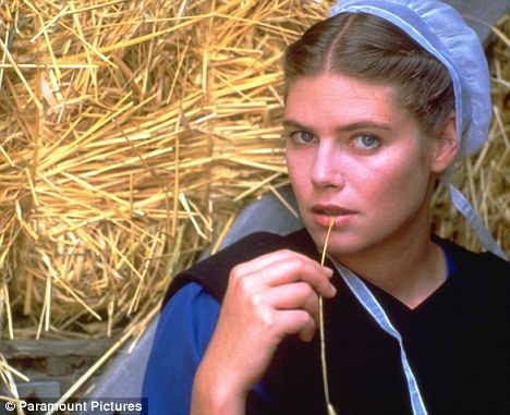 80s Leading Ladies | Leading lady: Kelly McGillis, pictured in the movie Witness,