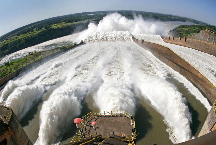 Salto de Sete Quedas: a maravilha natural inundada por um lago artificial 12