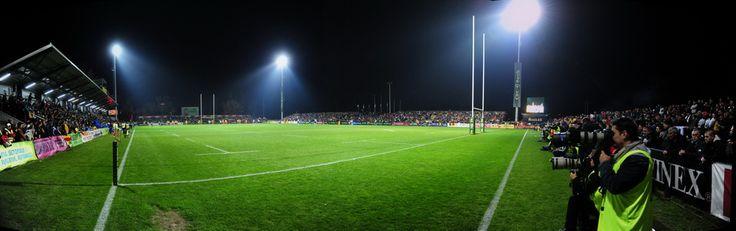 Stadionul National de Rugby Arcul de Triumf. Bucuresti. Romania