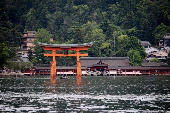 嚴島神社 itsukushima-shrine