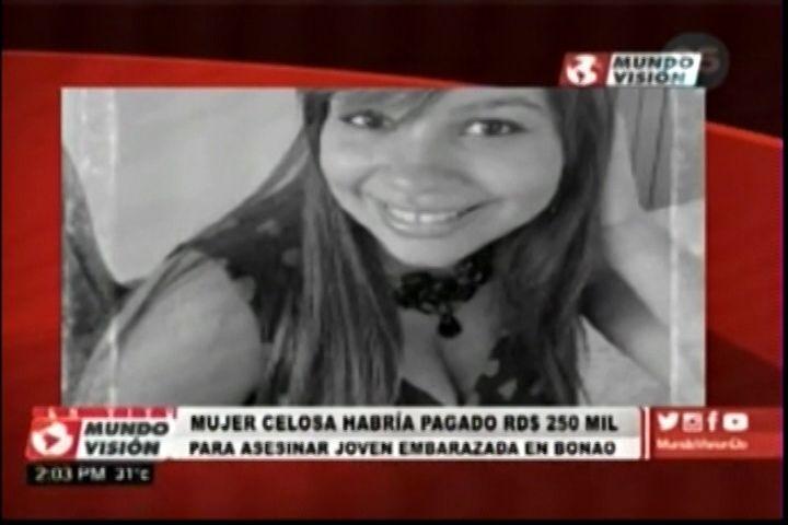 Mujer Celosa Había Pagado RD$ 250 Mil Pesos Para Asesinar Joven Embarazada en Bonao
