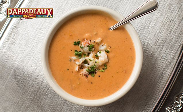 Pappadeaux Seafood Kitchen - Crawfish or Lobster Bisque