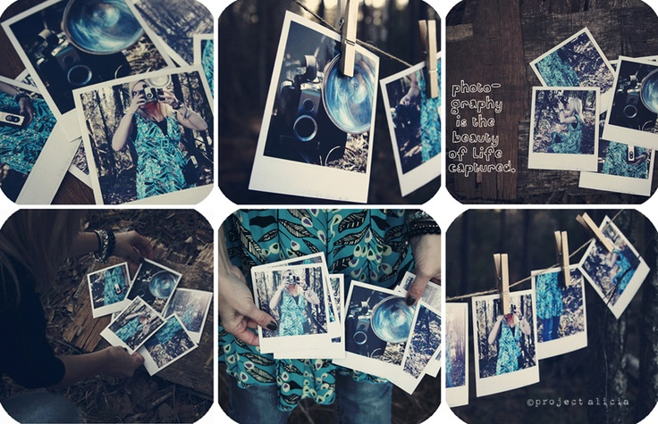DIY: How to Fake Polaroids