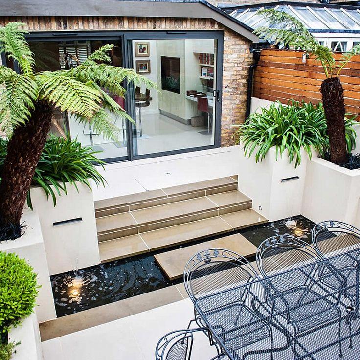 Beautiful London Garden