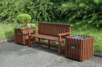 Recycled Furniture | Centriforce Products Ltd