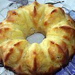 recette Gâteau aux pommes Alsacien