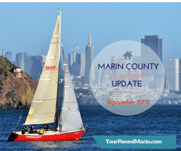 My September 2016 Marin County Real Estate Market update offers you both highlights of our market trends and a thorough analysis if you want more details.
