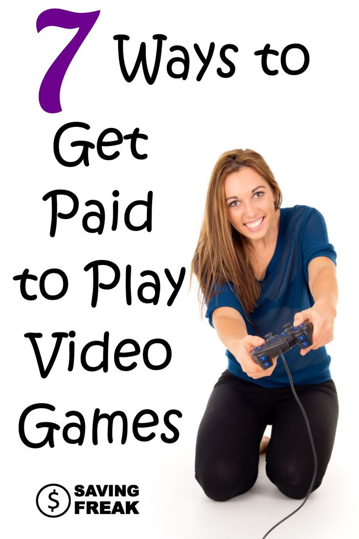 7 Ways To Get Paid To Play Video Games How To Make Moneymake
