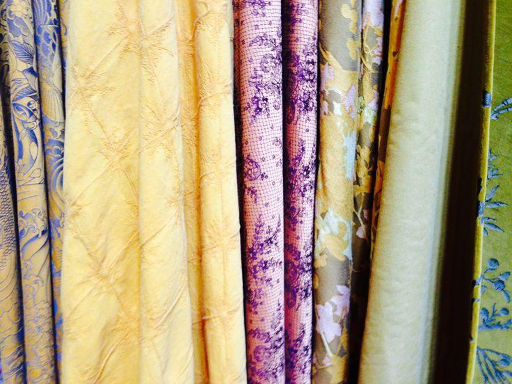 KINSA in London - Liberty London Fabric