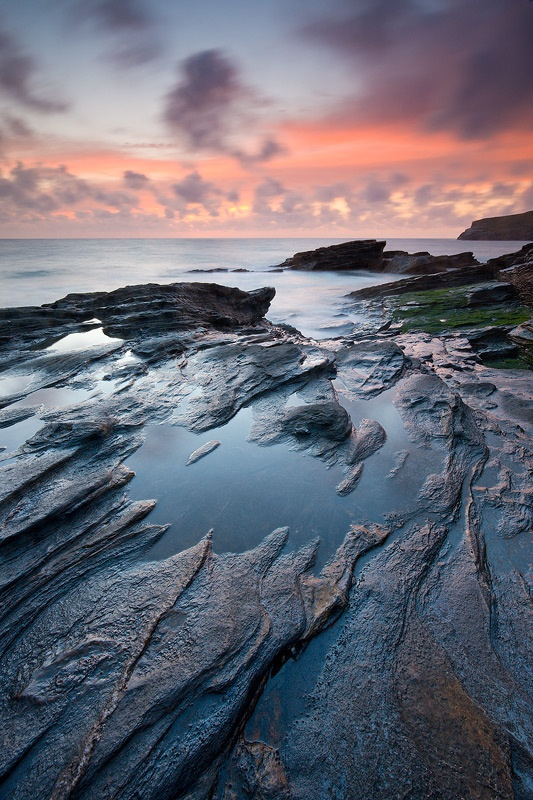 Trebarwith Strand, Cornwall, United Kingdom