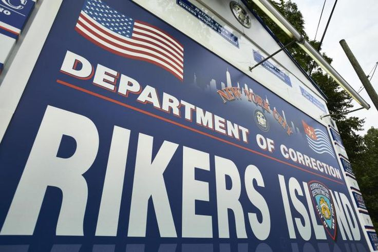 Officials probe how inmate received oral sex during Rikers visit - NY Daily News