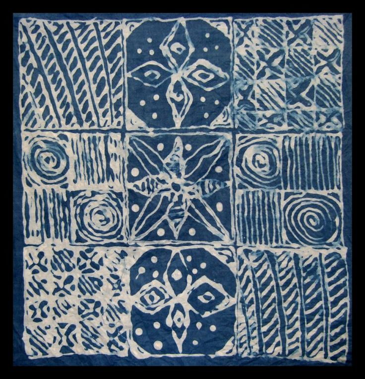 Adire cloth. Yoruba women of south western Nigeria. Resources for teaching about this art form are available at www.adireafricant...