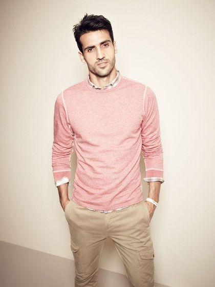 120 best Men's Fashion: Pink images on Pinterest | Menswear, Men ...