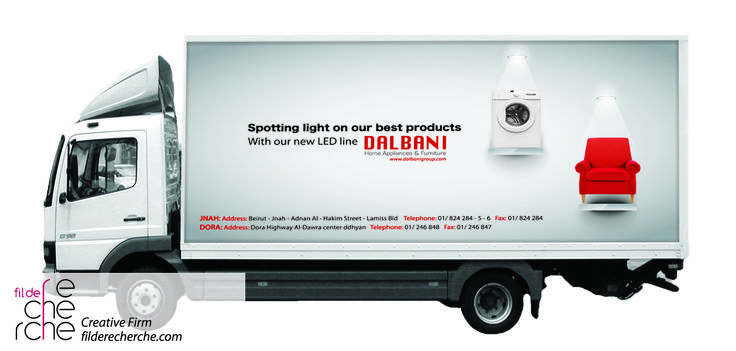 #truck #commercial #furniture #dalbani #dalco #posters #furnituredesign