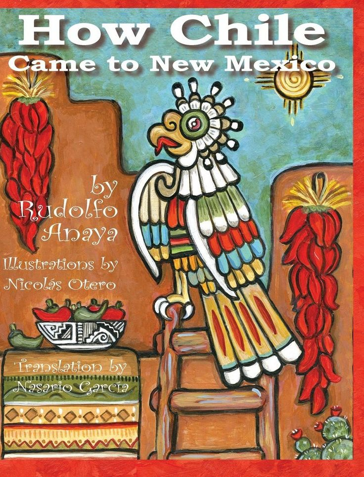How Chile Came to New Mexico is the exciting tale of how New Mexico's premier crop came to the Land of Enchantment. The story shows the importance of Native Americans who helped bring chile to New Mex