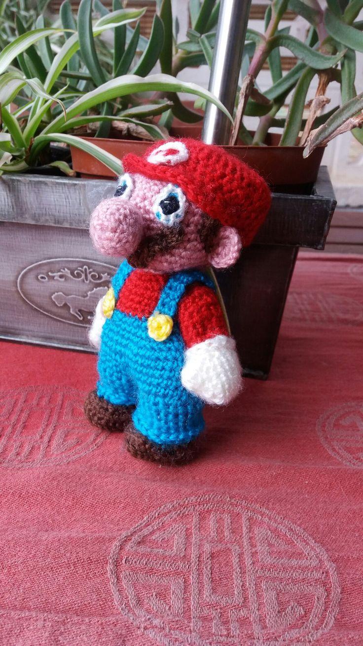 #mariobros #crochet #amigurumi #ganchillo